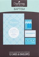 Boxed Cards Baptism: Baptism