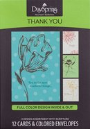 Boxed Cards Thank You: How Thankful