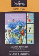 Boxed Cards Birthday: Nature's Blessings By Marjolein Bastin