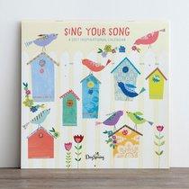 2017 Wall Calendar: Sing Your Song