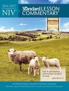 NIV 2016-2017 Standard Lesson Commentary Paperback