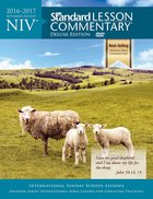 NIV 2016-2017 Standard Lesson Commentary Deluxe Edition Paperback