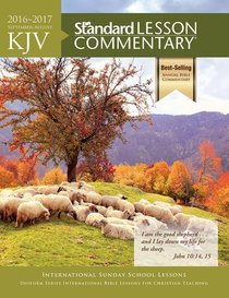 KJV 2016-2017 Standard Lesson Commentary