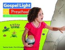Gllw Springa 2018 Ages 4/5 Teacher Guide (Gospel Light Living Word Series)