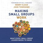 Making Small Groups Work eAudio