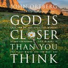 God is Closer Than You Think eAudio
