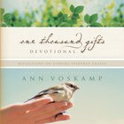 One Thousand Gifts Devotional eAudio