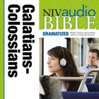 NIV, Audio Bible, Dramatized: Galatians, Ephesians, Philippians, and Colossians, Audio eAudio