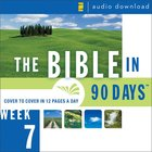 Bible in 90 Days: Week 7: Psalm 90:1 - Isaiah 13: The 22 eAudio