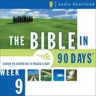 Bible in 90 Days: Week 9: Jeremiah 34:1 - Daniel 8: The 27 eAudio