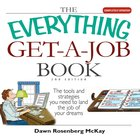 The Everything Get-A-Job Book eAudio