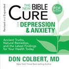 The New Bible Cure For Depression and Anxiety