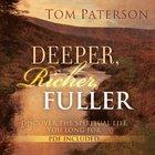 Deeper, Richer, Fuller eAudio