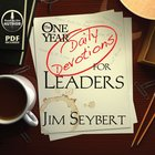 The One Year For Leaders (Daily Devotions) eAudio