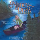 Secret At Mystic Lake (#06 in Nancy Drew Diaries Audio Series) eAudio