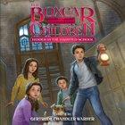 Hidden in the Haunted School (#144 in Boxcar Children Audio Download Series) eAudio