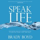 Speak Life eAudio