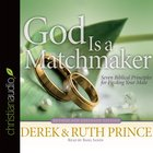 God is a Matchmaker eAudio