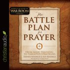 The Battle Plan For Prayer (Unabridged, 5 Cds) CD