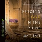 Finding God in the Ruins eAudio