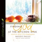 Finding God At the Kitchen Sink eAudio