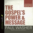 The Gospel's Power and Message eAudio