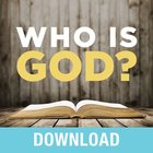 Who is God? eAudio