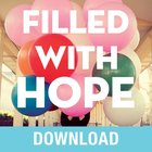 Filled With Hope eAudio