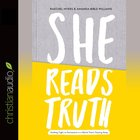 CSB She Reads Truth (Unabridged 5 Cds) CD