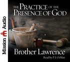 The Practice of the Presence of God eAudio