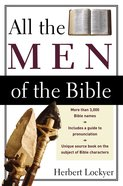 All the Men of the Bible Hardback