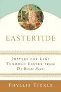 Eastertide Paperback