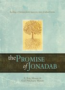 The Promise of Jonadab eBook