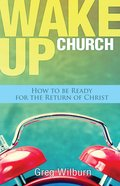 Wake Up Church eBook