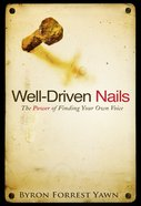 Well-Driven Nails eBook