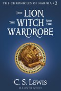 Lion, the Witch and the Wardrobe , the (The Chronicles of Narnia, Book 2) (#02 in Chronicles Of Narnia Series)
