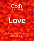 God's Little Book of Love eBook