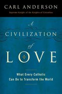 Civilization of Love eBook