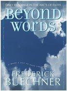 Beyond Words eBook