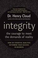 Integrity eBook