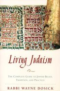 Living Judaism eBook