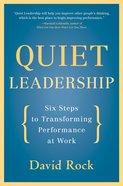 Quiet Leadership eBook