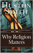 Why Religion Matters eBook