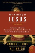 Meaning of Jesus eBook