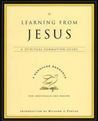 Learning From Jesus eBook