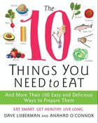 The 10 Things You Need to Eat eBook