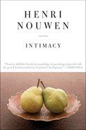 Intimacy eBook