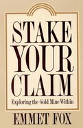 Stake Your Claim eBook