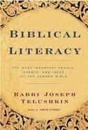 Biblical Literacy eBook