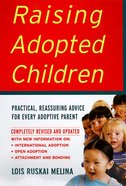 Raising Adopted Children eBook